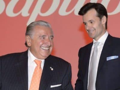 Dopo 63 anni Lino Saputo si ritira, il figlio Lino Jr. sale a capo dell'azienda