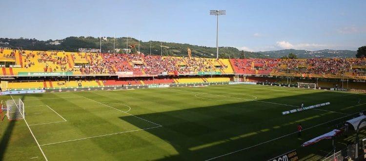 Benevento-Bologna anticipata a sabato 26 agosto alle 18