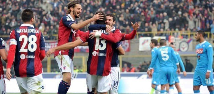 Vendicare i 7 schiaffi di febbraio e ristabilire il trend positivo contro il Napoli al Dall'Ara