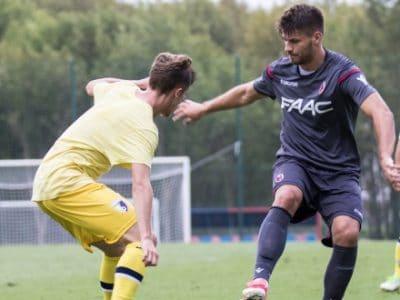 8-0 al Sasso Marconi in amichevole: tris di Petkovic, segnali positivi da Palacio