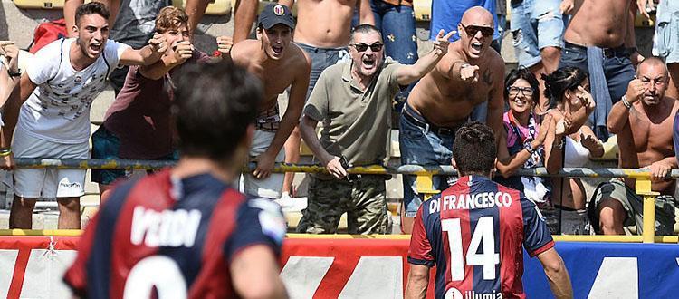 Di Francesco recuperato per il match del Mapei Stadium