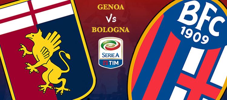 Genoa vs Bologna