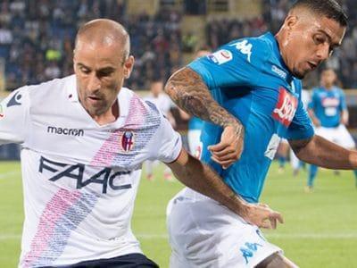 Ripresa degli allenamenti a Casteldebole, Palacio in dubbio anche per l'Udinese