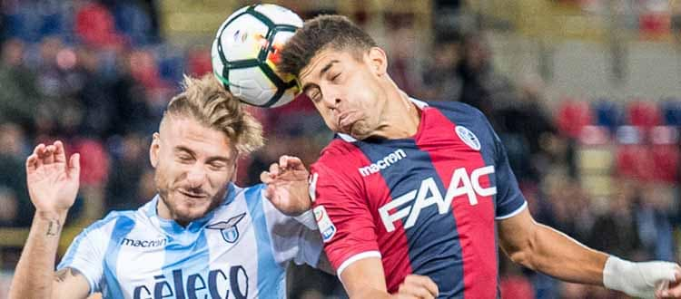 Variazione di orario per Lazio-Bologna, si giocherà alle 20:45