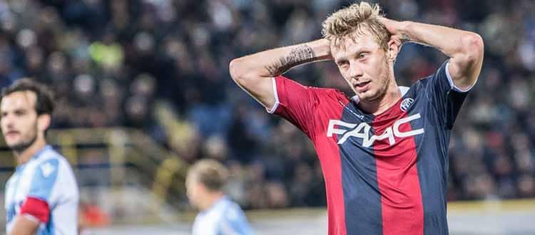 Il Bologna si sveglia troppo tardi, la Lazio passa 2-1 al Dall'Ara
