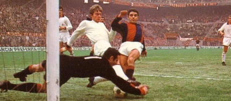 Addio ad un altro eroe del '64, il Bologna piange Marino Perani