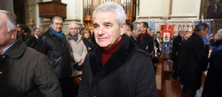 Venerdì l'ultimo saluto a Perani, domenica a Bergamo minuto di silenzio e lutto al braccio