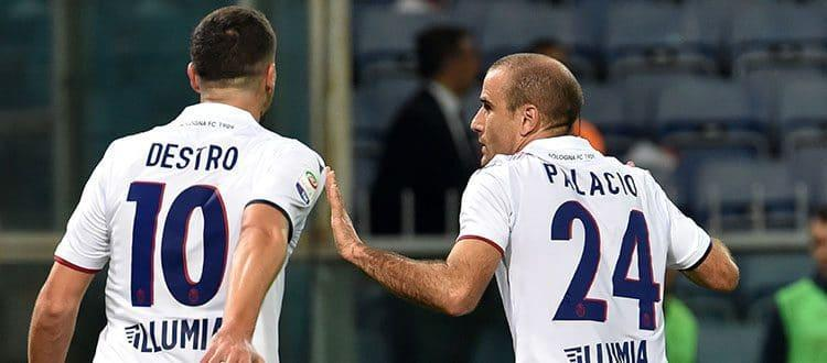 A Marassi 17 vittorie del Genoa contro le 13 del Bologna, ma i felsinei sono in striscia positiva dal 2014