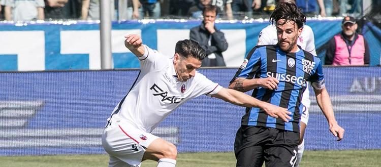 In Serie A solo 7 successi del Bologna a Bergamo, l'ultimo nel 2009