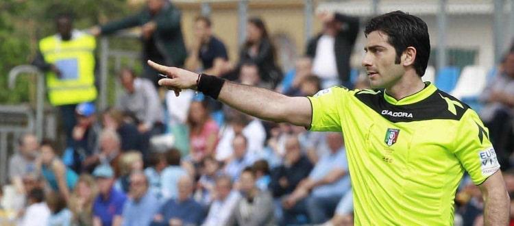 Bologna-Sampdoria a Fabio Maresca di Napoli