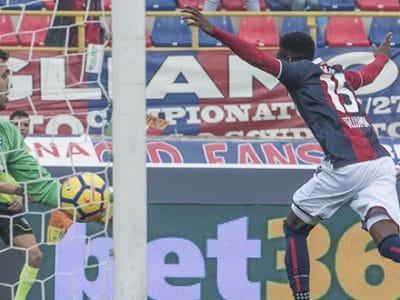 Trionfo Bologna, Samp annientata 3-0 sotto i colpi di Verdi, Mbaye e Okwonkwo