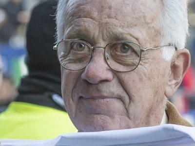Minuto di silenzio e Bologna col lutto al braccio a Udine per ricordare Franco Janich