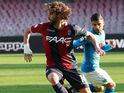 Mazzoleni sorride al Napoli, al San Paolo l'arbitro condanna il Bologna ad un ingiusto 3-1
