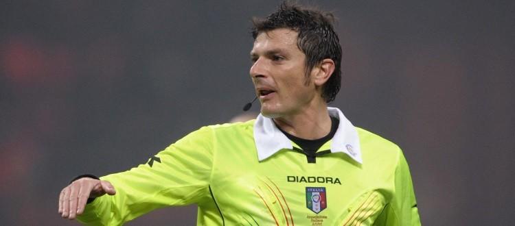 Lazio-Bologna ad Antonio Damato di Barletta