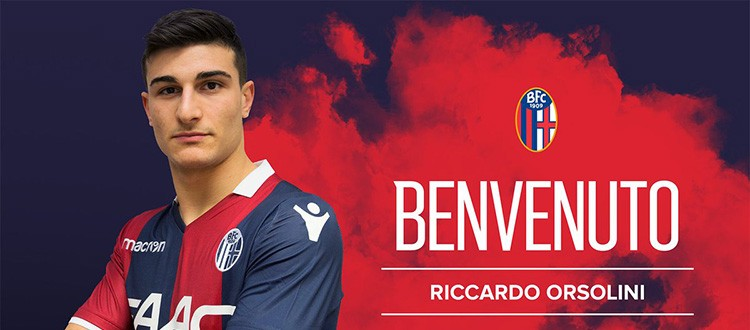 Ufficiale: Riccardo Orsolini in prestito al Bologna