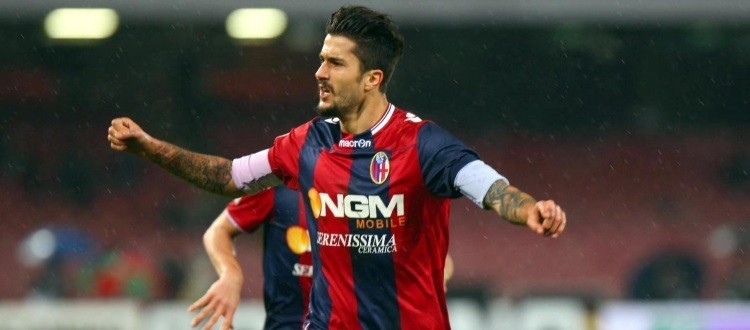 Kone superstar nell'ultimo successo del Bologna a Napoli, era il 16 dicembre 2012