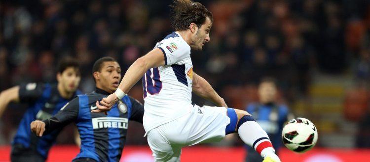 Nel 2012 e 2013 le ultime imprese del Bologna al Meazza contro l'Inter