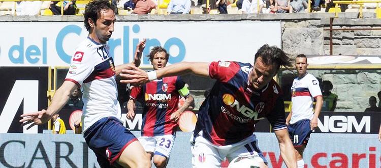 In A solo 4 successi del Genoa al Dall'Ara, ma ben 3 dal 1991 ad oggi