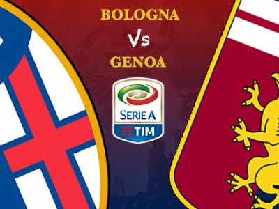 Bologna vs Genoa
