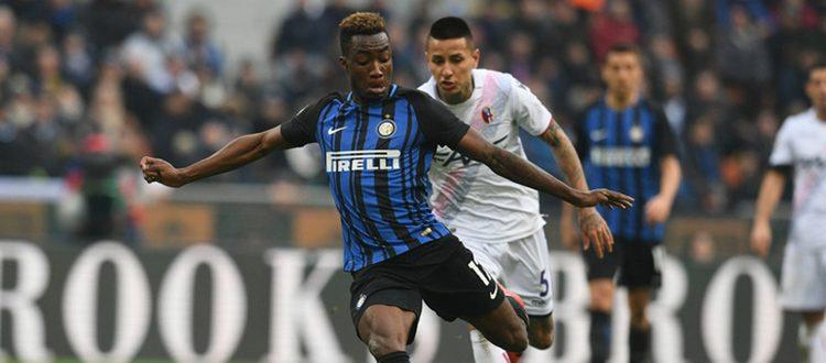 Inter male, Bologna peggio. Karamoh condanna i rossoblù alla settima sconfitta nelle ultime nove gare: 2-1