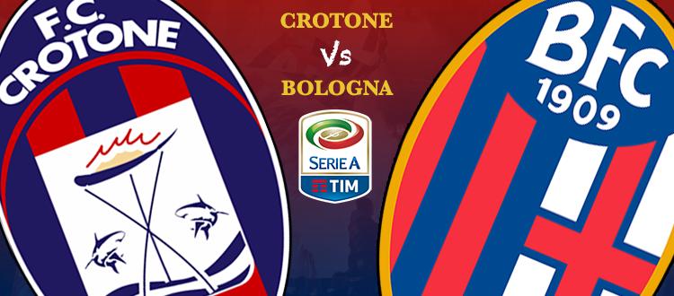 Crotone vs Bologna