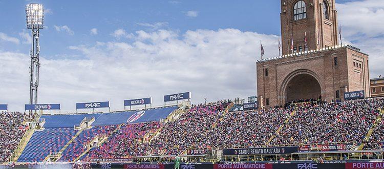 Bologna-Sampdoria: superata quota 20.000. Sempre attive le promozioni per studenti universitari e under 14