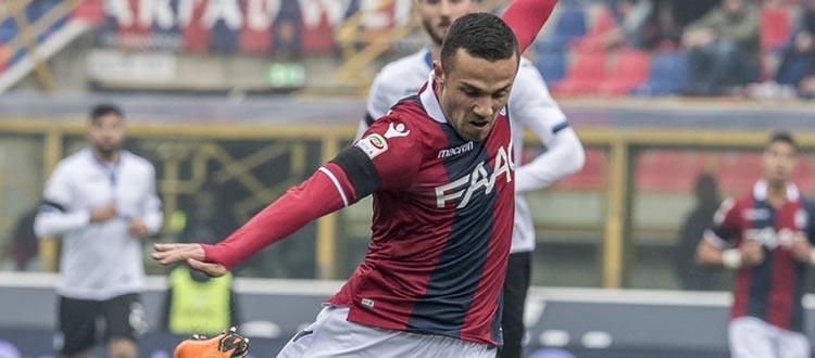"""Di Francesco: """"A Bologna sto benissimo, non potevo chiedere di meglio. Entro la fine del campionato voglio tornare a segnare""""."""