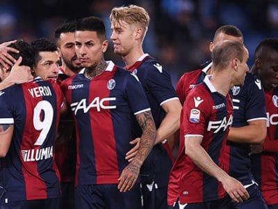 Il Bologna torna a fermare una big, all'Olimpico contro la Lazio finisce 1-1