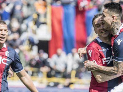 Dzeko risponde a Pulgar e salva la Roma contro un ottimo Bologna, al Dall'Ara è 1-1