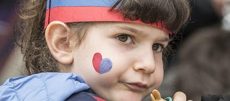 Piccoli tifosi rossoblù crescono: superata quota 1.000 abbonamenti in Kid's Stand