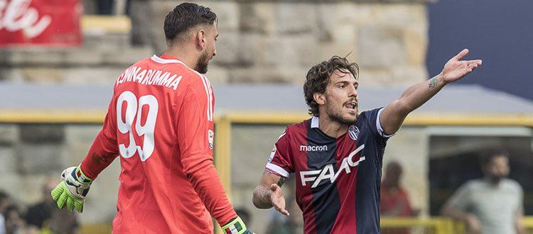 Giacomelli e Gonzalez spianano la strada al Milan, Bologna piegato 2-1 al Dall'Ara