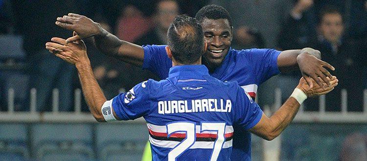 Un ottimo Bologna viene beffato all'ultimo secondo da Zapata: a Marassi finisce 1-0 per la Sampdoria