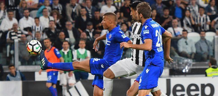 Allo Stadium errori e rimpianti per il Bologna: Verdi non basta, vince la Juventus 3-1