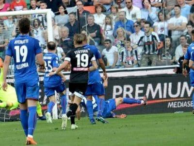 Un Bologna senz'anima perde 1-0 a Udine, 'conquista' il record di sconfitte e chiude al 15° posto