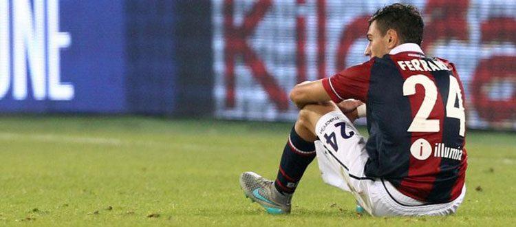 Krafth e Ferrari, addio Bologna: c'è il riscatto di Amiens e Sampdoria