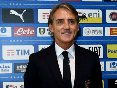 Mancini lancia Verdi contro l'Olanda: