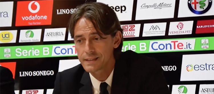 Inzaghi saluta Venezia ed è pronto per il Bologna, a metà settimana l'annuncio