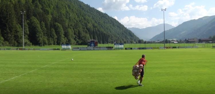 Primi allenamenti in Austria per il Bologna, domani alle 18 il test contro l'Huddersfield