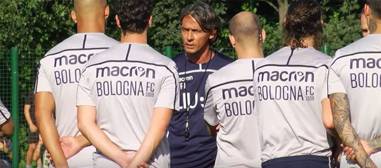 Martedì la ripresa degli allenamenti in vista del match contro il Torino