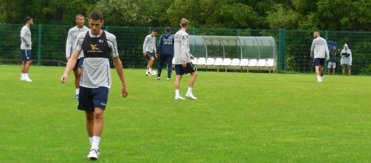 Gonzalez e Mattiello già al lavoro a Pinzolo, c'è anche Valencia. Nessuna lesione per Donsah