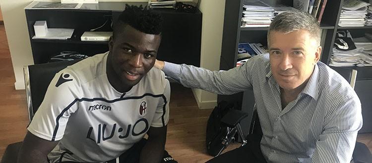 Ufficiale: Godfred Donsah prolunga col Bologna fino al 2022