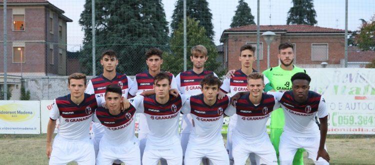 Il Bologna supera il Parma 1-0 all'esordio nel 'Città di Vignola', subito decisivo Cossalter