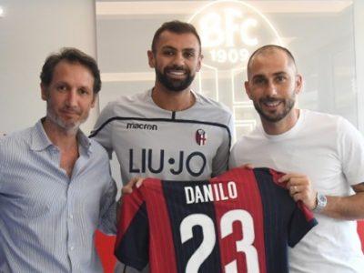 Ufficiale: Danilo al Bologna