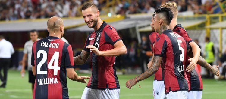 Un successo illusorio alla prima di Coppa Italia: Bologna-Padova 2-0
