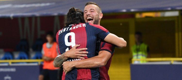 25 convocati per il match contro l'Empoli: out Mattiello, rientrano Dijks e Santander