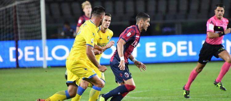 Un punticino che non cancella la preoccupazione: Frosinone-Bologna 0-0