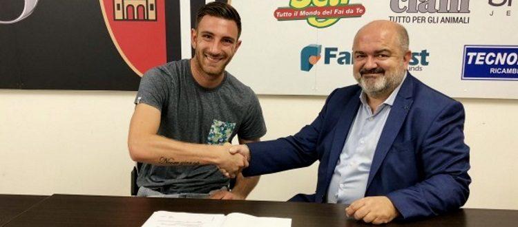 Ufficiale: Filippo Perucchini all'Ascoli