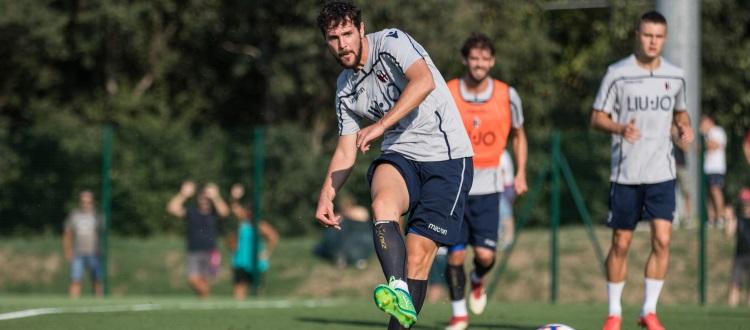 Ripresa degli allenamenti: Destro in parte con il gruppo, differenziato per Santander, problemi per Paz e Valencia