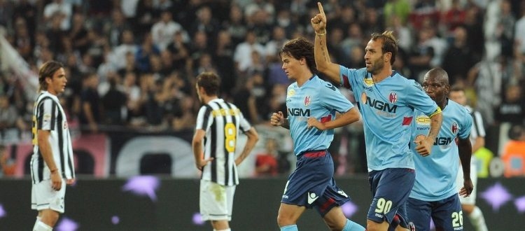 Nel 2011 l'ultima vittoria del Bologna in casa Juve, nel 2012 l'ultimo punto strappato dai rossoblù