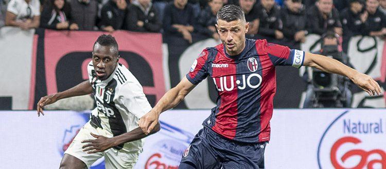 Coppa Italia: Bologna-Juventus il 12 gennaio alle 20:45, diretta su Rai 1